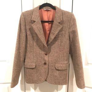 Vintage Harris Tweed Women's Blazer